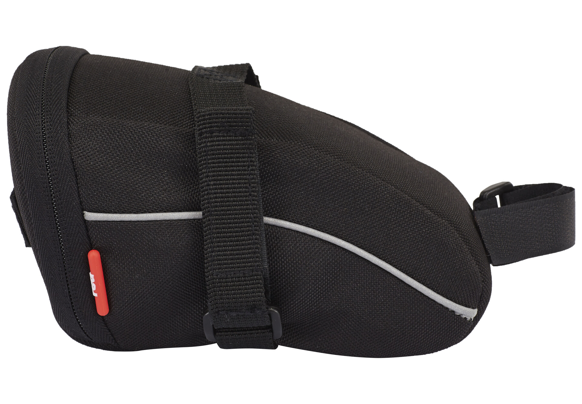 Red Cycling Products Saddle Bag Cykeltaske L, black